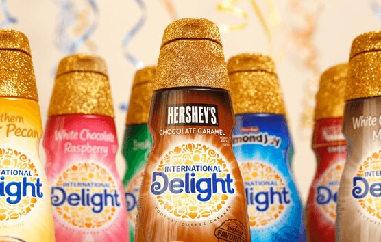 International Delight Non Dairy Coffee Creamers Iced Coffee