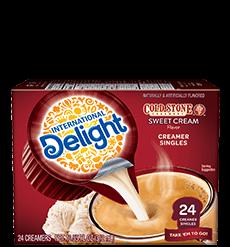 Cold Stone Creamery Sweet Cream Creamer Singles