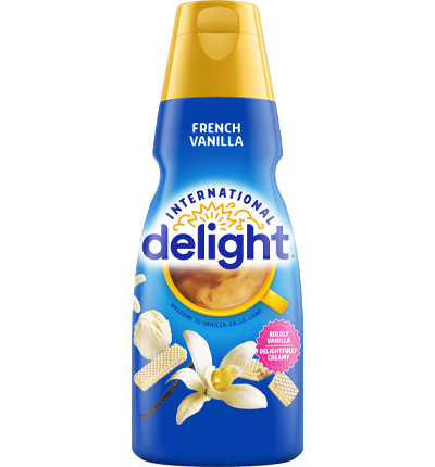 French-Vanilla Coffee Creamer