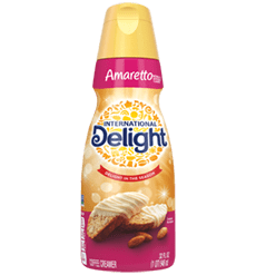 Amaretto Café Coffee Creamer