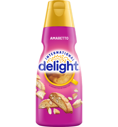 Amaretto Coffee Creamer