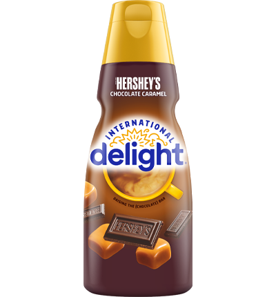 Hershey's Chocolate Caramel Coffee Creamer