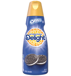 Oreo Coffee Creamer