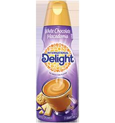 Whit Chocolate Macadamia Nut Coffee Creamer