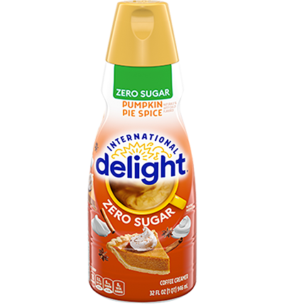 Sugar Free Pumpkin Pie Spice Coffee Creamer