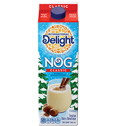 Classic Nog Coffee Creamer