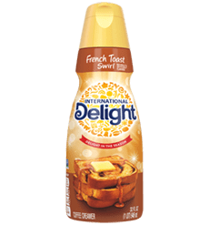 French Toast Swirl Coffee Creamer