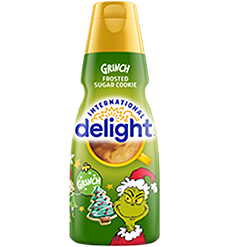 Frosted Sugar Cookie Coffee Creamer