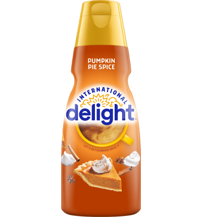 Pumpkin Pie Spice Coffee Creamer