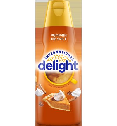 Pumpkin Pie Spice Coffee Creamer