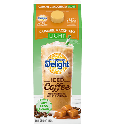 Caramel Macchiato Light Iced Coffee