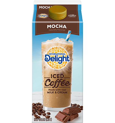 mocha iced coffee to go Calories In  Cup Of Coffee With Cream And Sugar