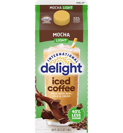 c2d267eea06fbe Mocha Light Iced Coffee Carton