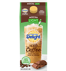 Mocha Light Iced Coffee