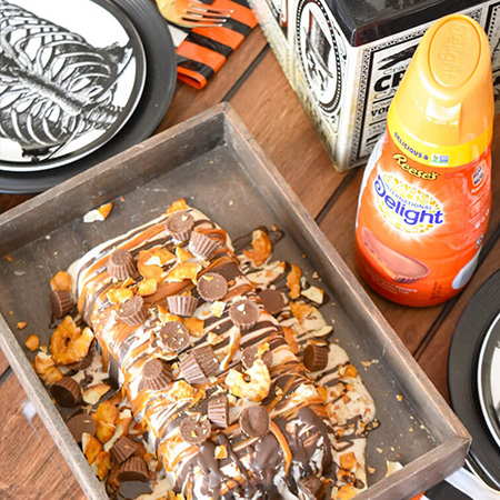 Reese's Peanut Butter Icebox Cake Recipe