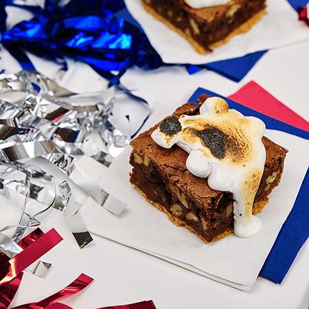 Smore's Brownies