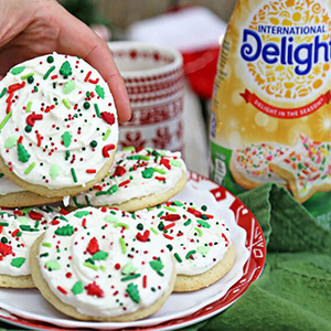 Big Soft Sugar Cookie Recipe