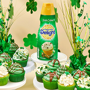 Irish Crème Cupcakes Recipe