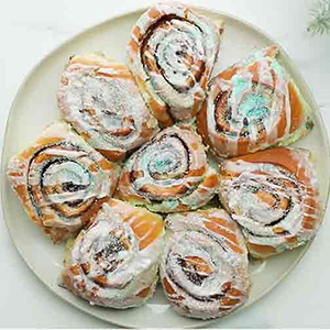 Sugar Cookie Cinnamon Rolls Recipe